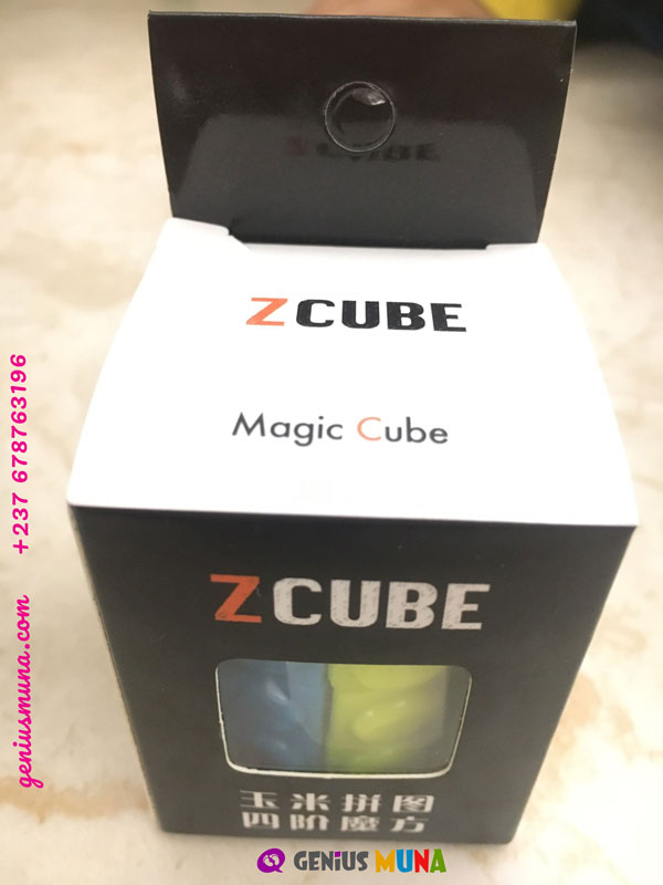 Cube stereo Puzzle Tour Cylindre